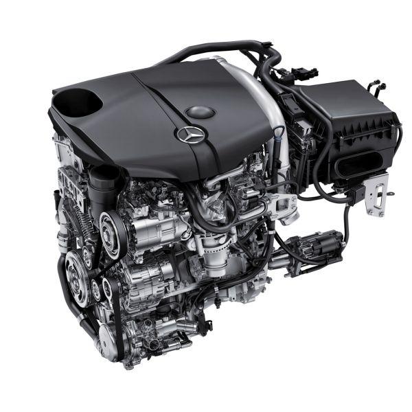 двигателей Sprinter