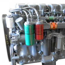 Mack Etech complete engine